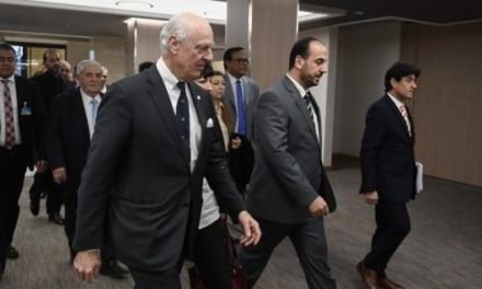 No Breakthrough as Syria's Geneva Talks End, But UN Envoy Hopeful