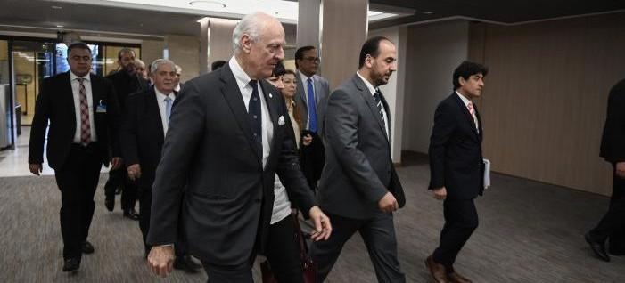 No Breakthrough as Syria's Geneva Talks End, But UN Envoy Hopeful