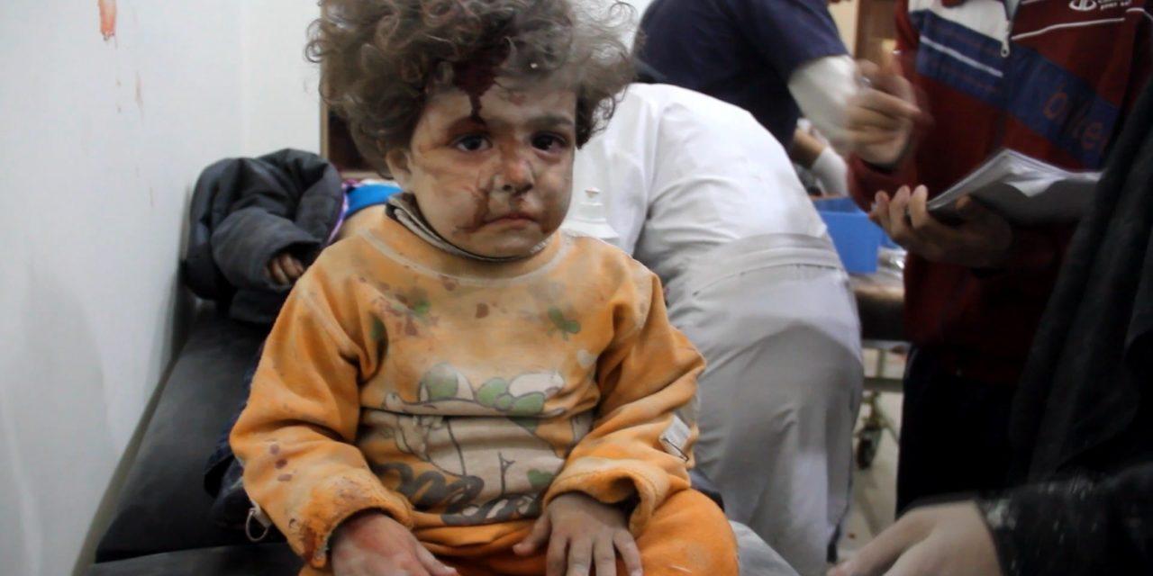 Video: The Final Days — Inside An Aleppo Hospital