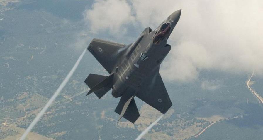 Israeli Warplanes Strike Targets Inside Syria for 3rd Time in 4 Days