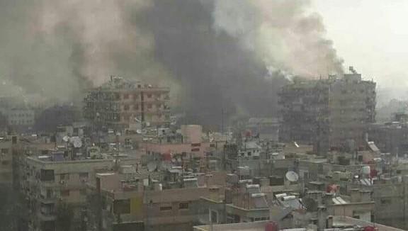 Syria Daily: Rebels Strike Inside Damascus