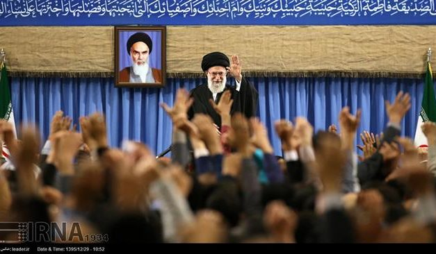 """Iran Daily: Supreme Leader — West's Treatment of Women is """"Zionist Plot"""""""
