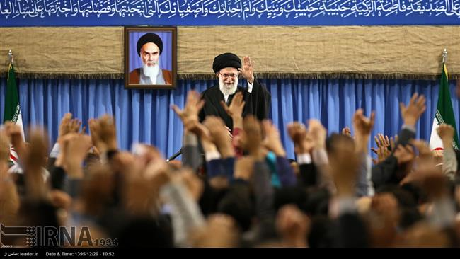 "Iran Daily: Supreme Leader — West's Treatment of Women is ""Zionist Plot"""