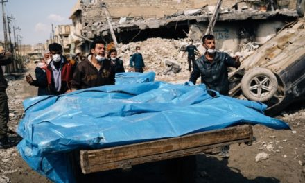 A Guide to the US Bombing of Mosul's Civilians