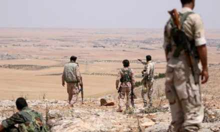 Syria Daily: Kurds-Led SDF Hands Over Villages to Regime