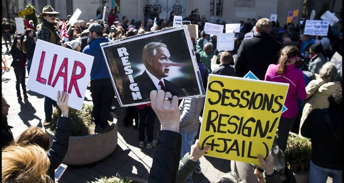 TrumpWatch, Day 142: Trump-Russia — Sessions to Testify Before Senate Committee