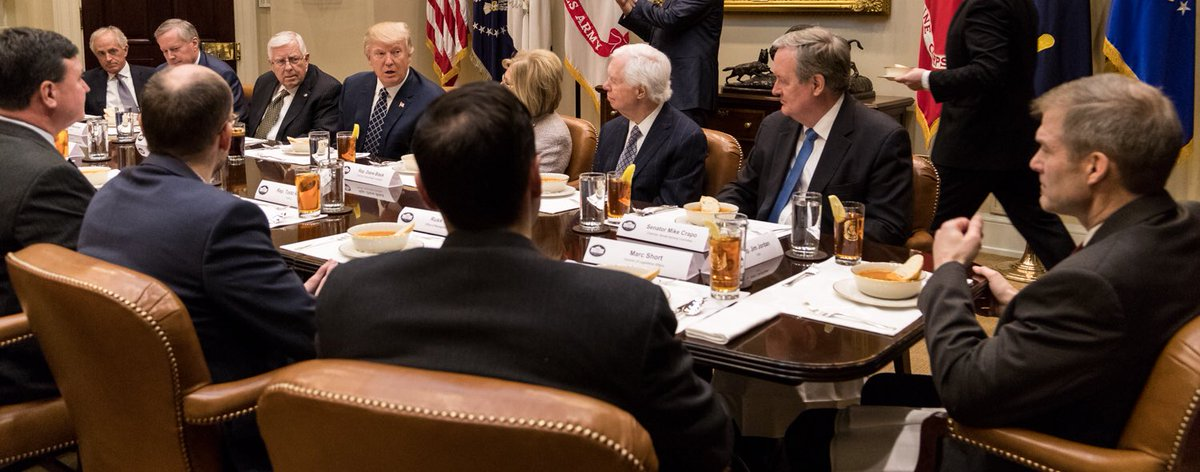 TrumpWatch, Day 49: GOP Healthcare Bill Clears Committees