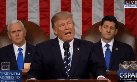 TrumpWatch, Day 40: Trump Gives a Speech