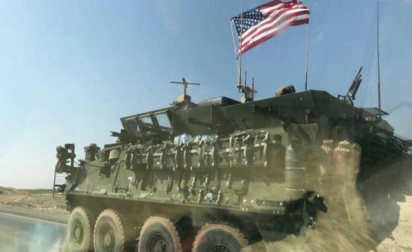 Syria Developing: 4 US Troops Reportedly Among 16 Killed by ISIS Bomb