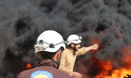 Syria Daily: Russia and Assad Burn the Northwest