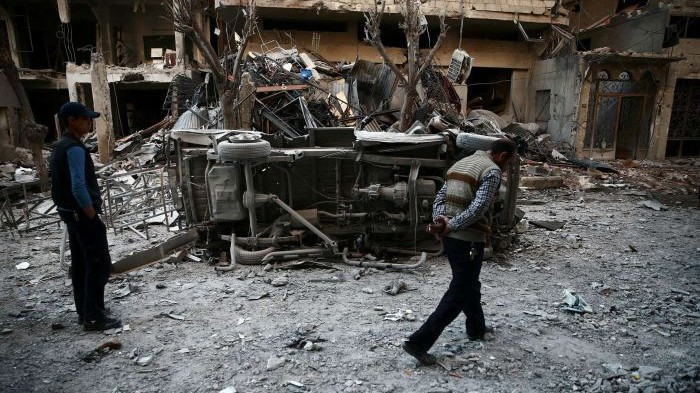 The Poet Who Lost 10 Members of Her Family in Assad Regime's Bombing