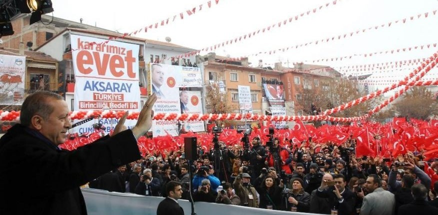 Divided Nationalism: Explaining Turkey's Referendum on Erdoğan's Power