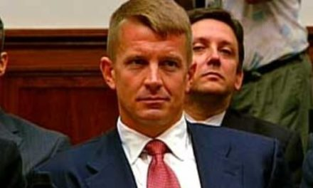 Trump-Russia Latest: Blackwater Founder's Meeting with Putin's Men