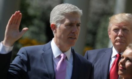 TrumpWatch, Day 81: Gorsuch Sworn In as Supreme Court Justice