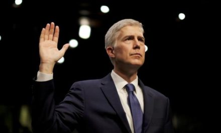 TrumpWatch, Day 78: Gorsuch Approved as Supreme Court Justice