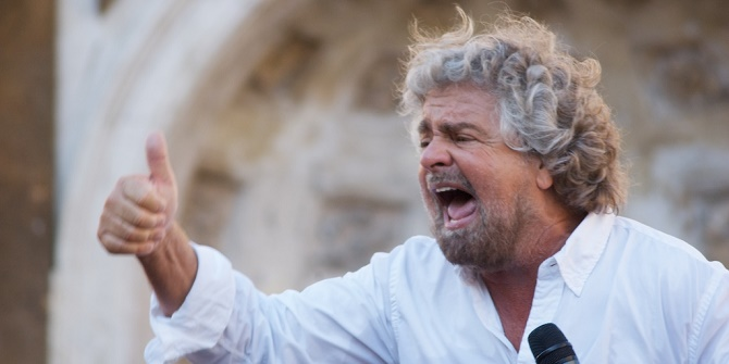Could the Five Star Movement be Italy's Next Government?