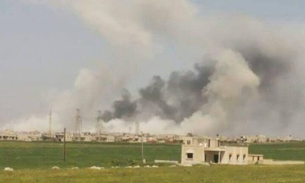 Syria Daily: Russian Bombing Enables Pro-Assad Advance in Northern Hama