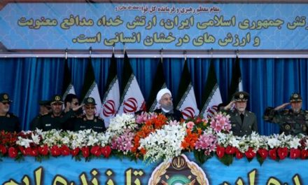 Iran Daily: A Parade for Army Day
