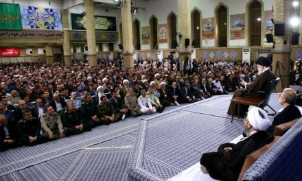 Iran Daily: Supreme Leader Intervenes in Election Against President Rouhani