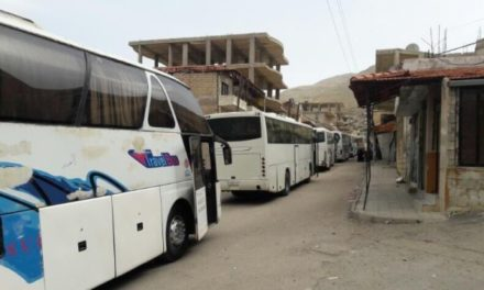 "Removals Begin in Syria's ""4 Towns"" Agreement"