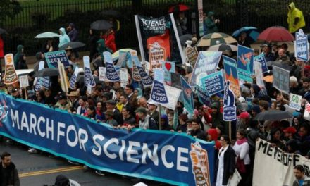 TrumpWatch, Day 93: March for Science Puts Trump on the Defensive