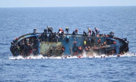 Europe to NGOs: Stop Search-and-Rescue Operations for Migrants and Refugees