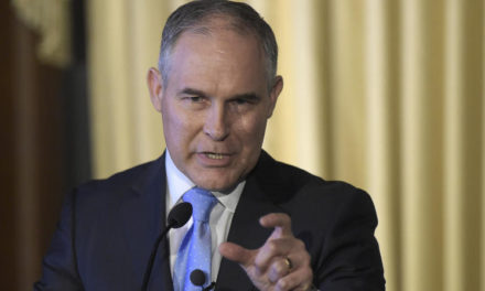 TrumpWatch, Day 108: EPA Head — I'll Replace Scientists With Industry Representatives