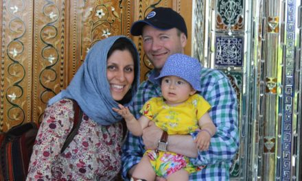 Iran Supreme Court Upholds 5-Year Sentence on Anglo-Iranian Zaghari-Ratcliffe