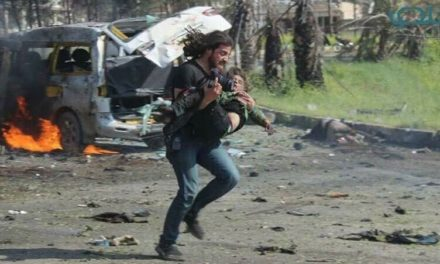 Testimonies from the Bombed Convoy Near Aleppo