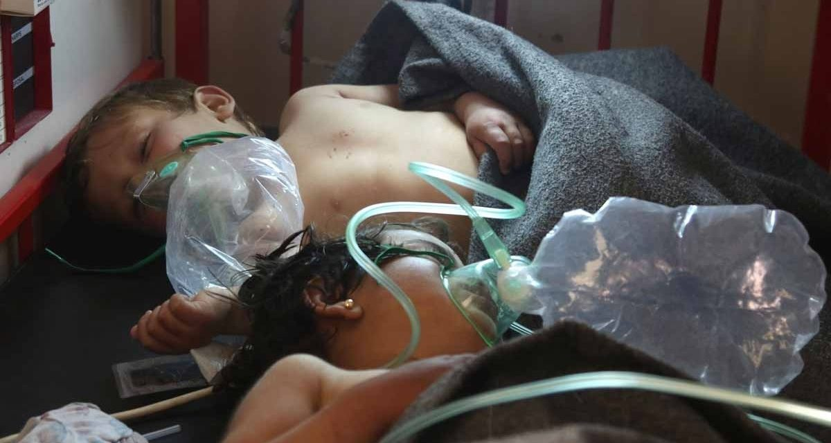 Syria Daily: Assad Regime's Chemical Attack Kills 100+