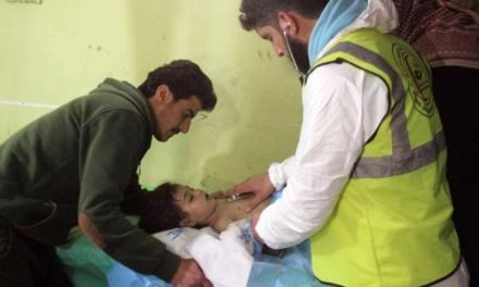 EU Extends Sanctions On Assad Regime Over Chemical Attacks