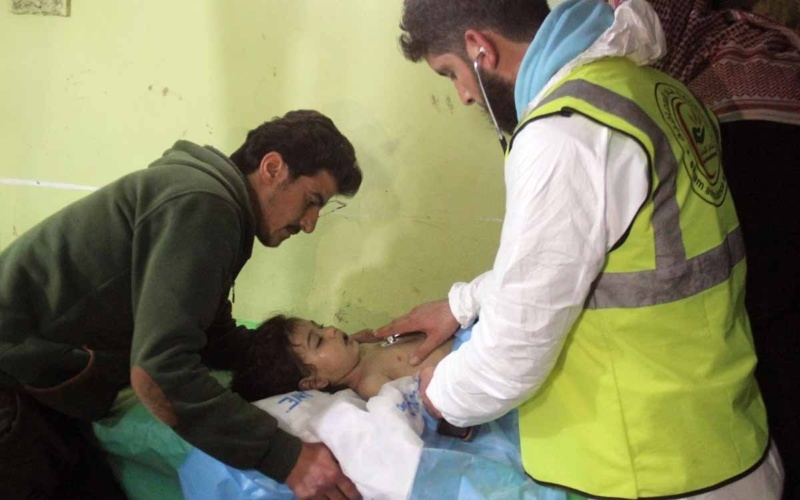 Syria Daily: OPCW Blames Assad Regime for Sarin and Chlorine Attacks in 2017
