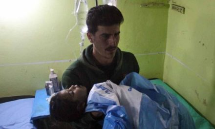 """Syria Daily: Assad Regime Used """"Sarin or Sarin-Like Substance"""" in Khan Sheikhoun Attack"""