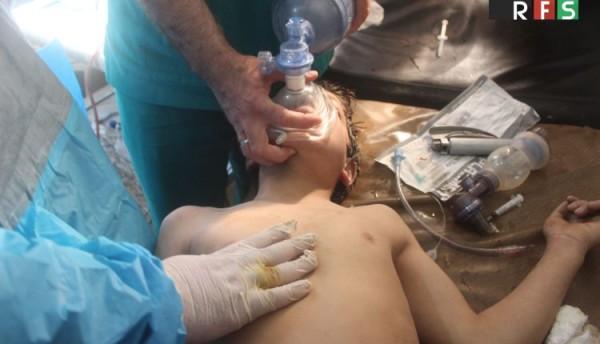 UN Confirms Assad Regime's Sarin Attack on NW Syria in April