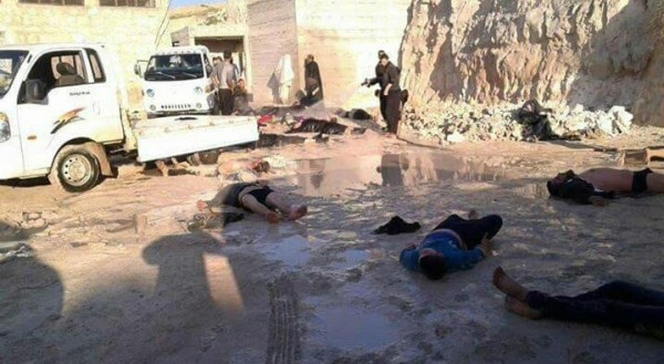 VideoCast: Reality v. Disinformation — Assad's Deadly Chemical Attack in NW Syria