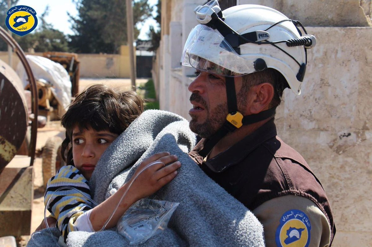 The White Helmets Rescuers Left Behind and Threatened with Death