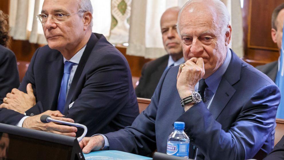 Syria Daily: Opposition Seeks Extension of Geneva Talks