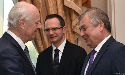 "Syria Daily: Russia Proclaims ""De-Escalation Zones"""