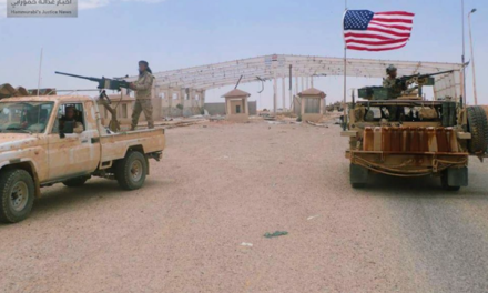 "Syria Daily: US — We've Bolstered ""Combat Power"" v. Pro-Assad Forces"