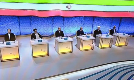 Iran Daily: Conservatives Again Challenge Rouhani Over Economy in 2nd Presidential Debate