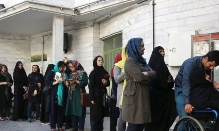 What Iranians Think About Issues As They Go to the Polls