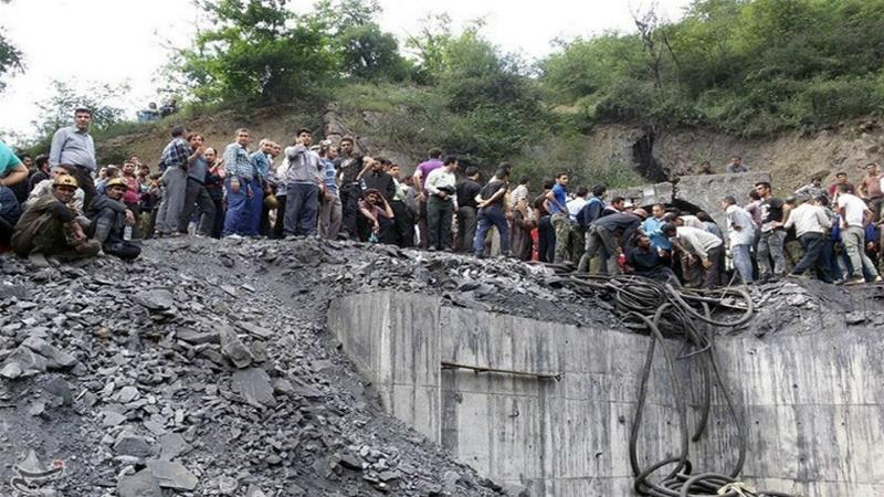 Iran Daily: Country Shaken by Deadly Mine Accident
