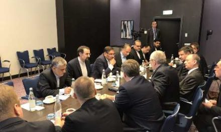Iran Daily: Top Official in Moscow for Syria Talks