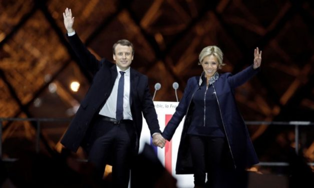 """Monocle 24: Macron in France — A Decisive Win for """"Moderate Politics"""" Against Hard-Right """"Populism""""?"""