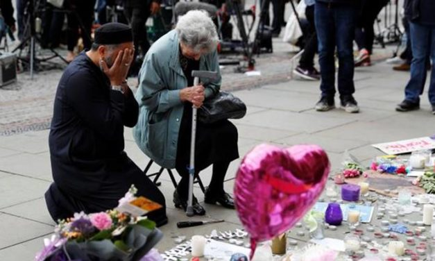 BBC Radio: Dealing With Terrorism After the Manchester Attack