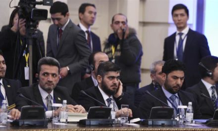 "Syria Daily: Opposition Leaves Political Talks Because of Regime's Ongoing ""War Crimes"""