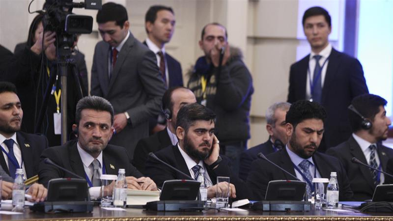 """Syria Daily: Opposition Leaves Political Talks Because of Regime's Ongoing """"War Crimes"""""""