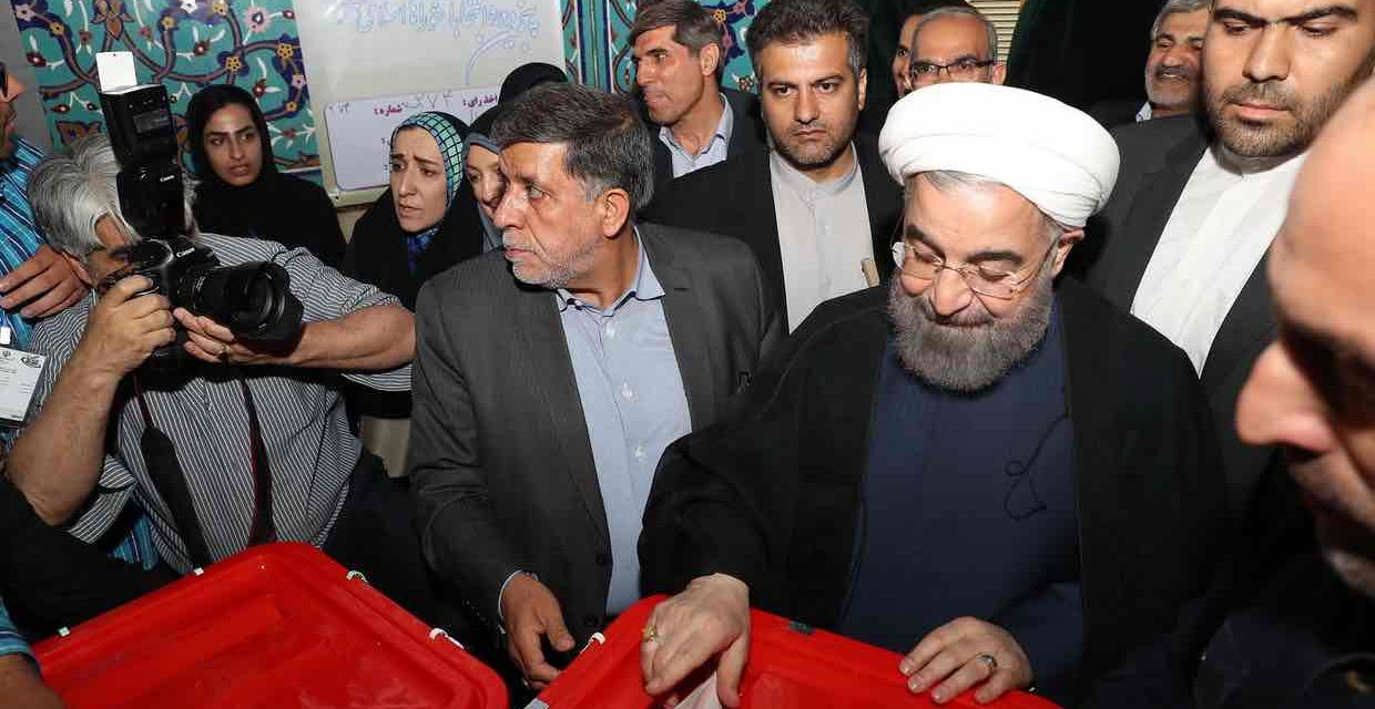 Iran Daily: Guardian Council Confirms Rouhani's Re-Election