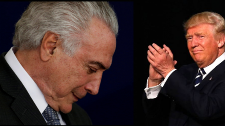 Political WorldView Podcast: The Brazil and Trump Meltdown Edition