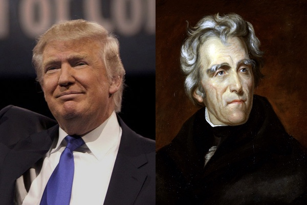 TrumpWatch, Day 102: Andrew Jackson and Trump's Tenuous Grasp of Facts